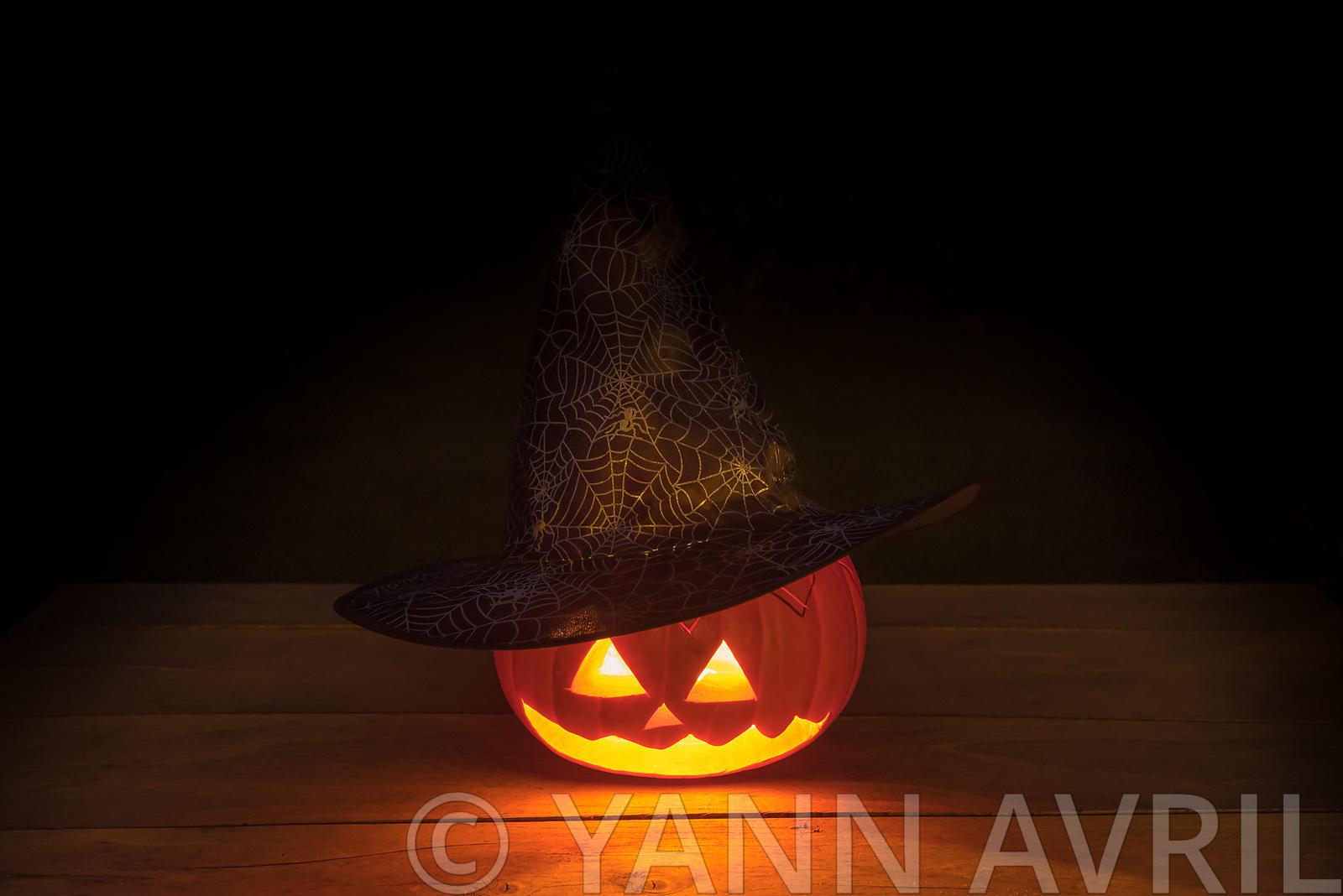 Yann Avril Photography | Garden And Nature Citrouille D dedans Photo De Citrouille D Halloween