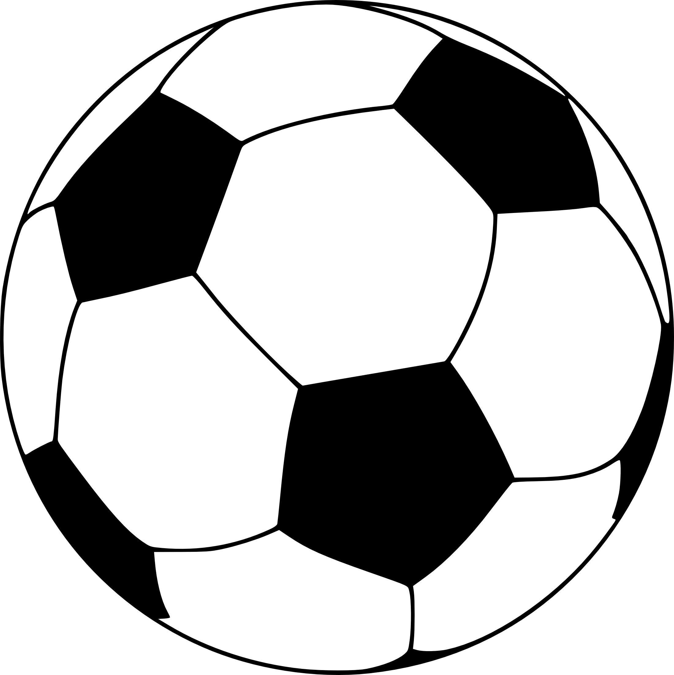 Coloriage Ballon De Foot A Imprimer - Jobstips pour Dessin De Foot A Imprimer