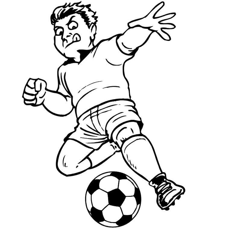 Coloriage Foot Logo tout Dessin De Foot A Imprimer