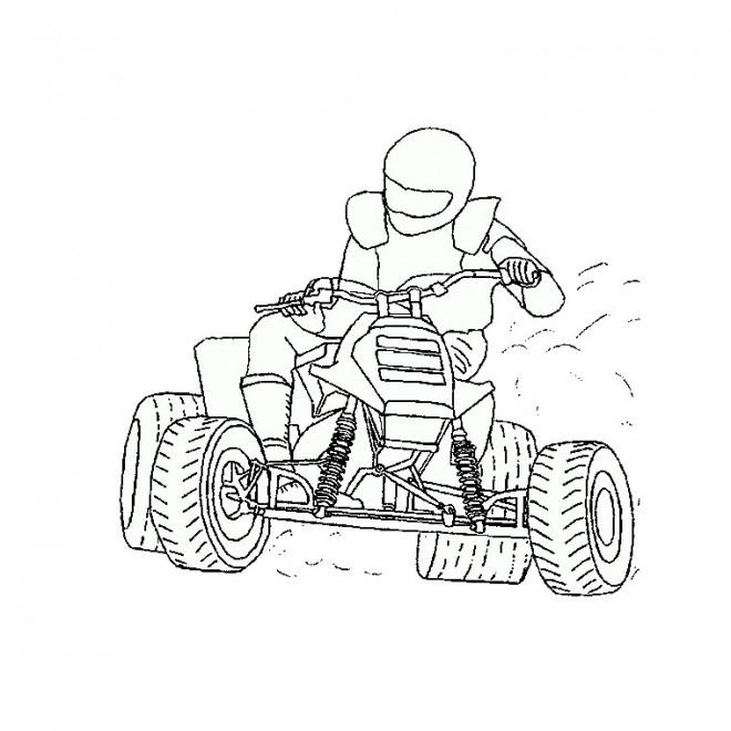 Coloriage Pilote De Karting Dessin Gratuit À Imprimer tout Karting Dessin