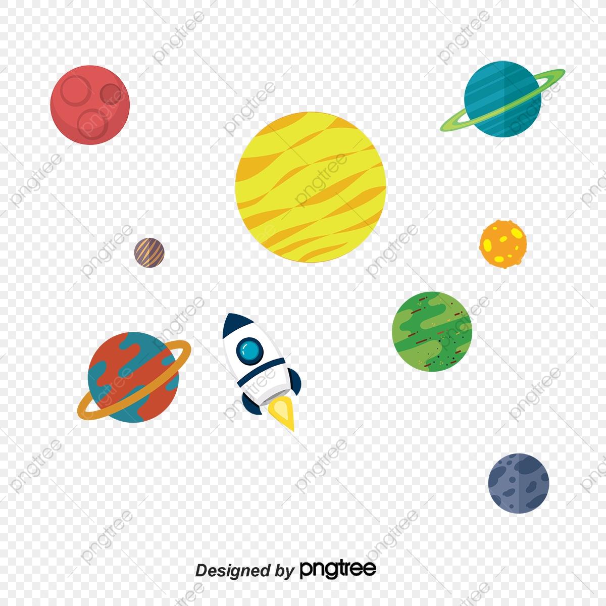 Dessin Du Système Solaire - Primanyc à Dessin Systeme Solaire