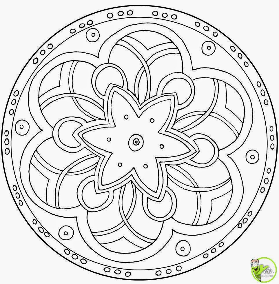 Hugo L Escargot Coloriage Mandala - Primanyc avec Coloriage Hugo Lescargot Mandala
