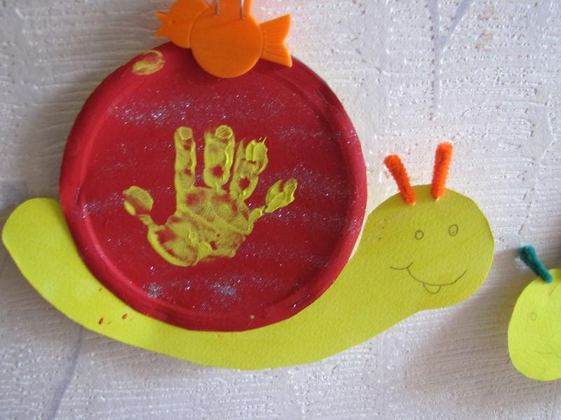 Hugo L'Escargot - Les Petits Lutins Créatifs tout Hugo L Escargo