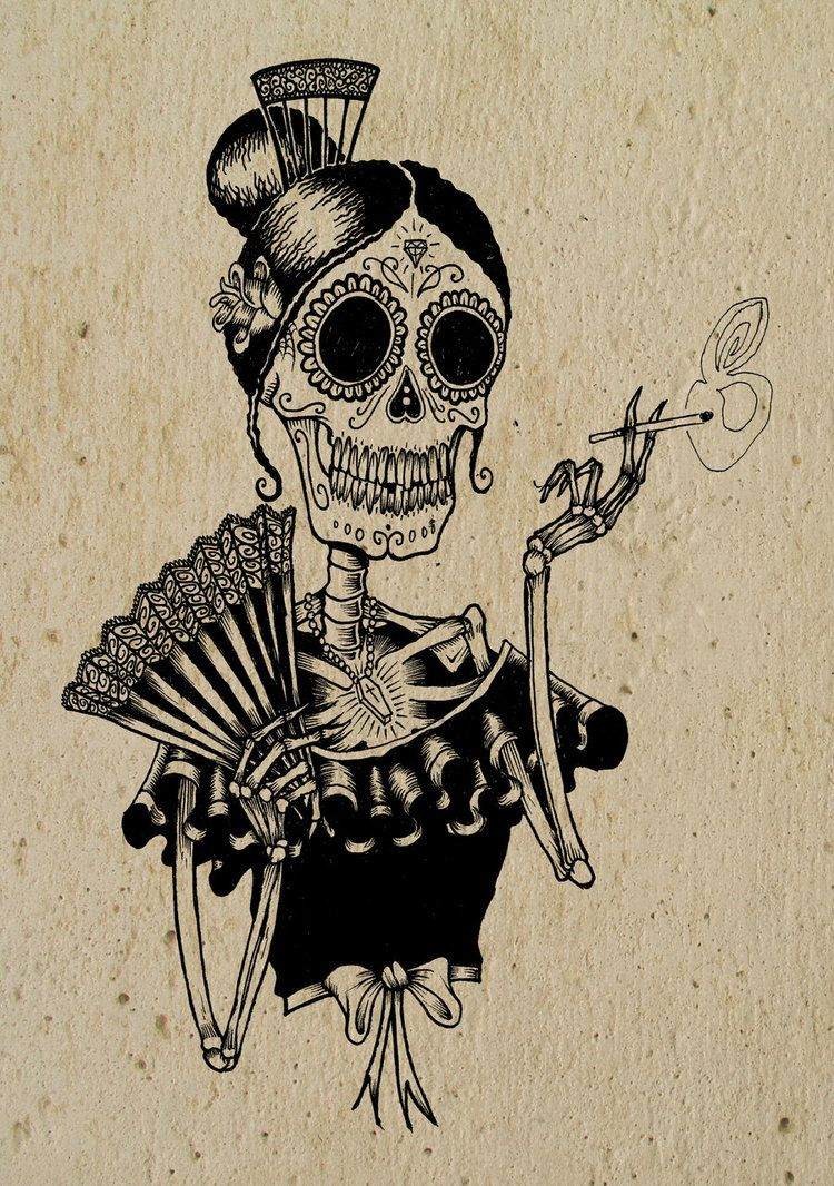 Images Crânes Mexicains | Dessin Crâne, Illustration D'Un tout Crane Mexicain Dessin