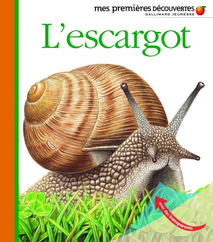 Livre: L'Escargot, Collectif, Mes Premières Découvertes concernant Hugo L Escargo