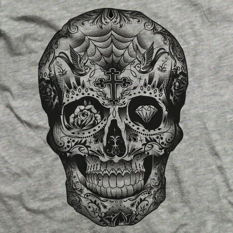 Short Homme Goeland / Tattooed Skull | 38,30 € | Shtr30962 à Crane Mexicain Dessin