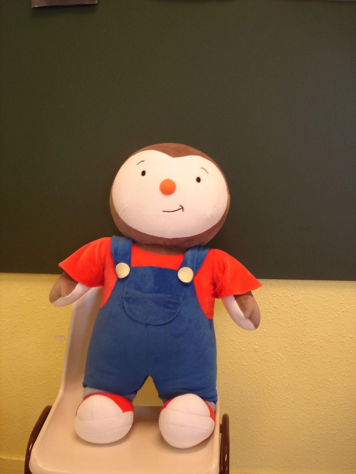 Tchoupi ,Notre Mascotte - Le Blog De De L'École Maternelle à Tchoupi Al Ecole