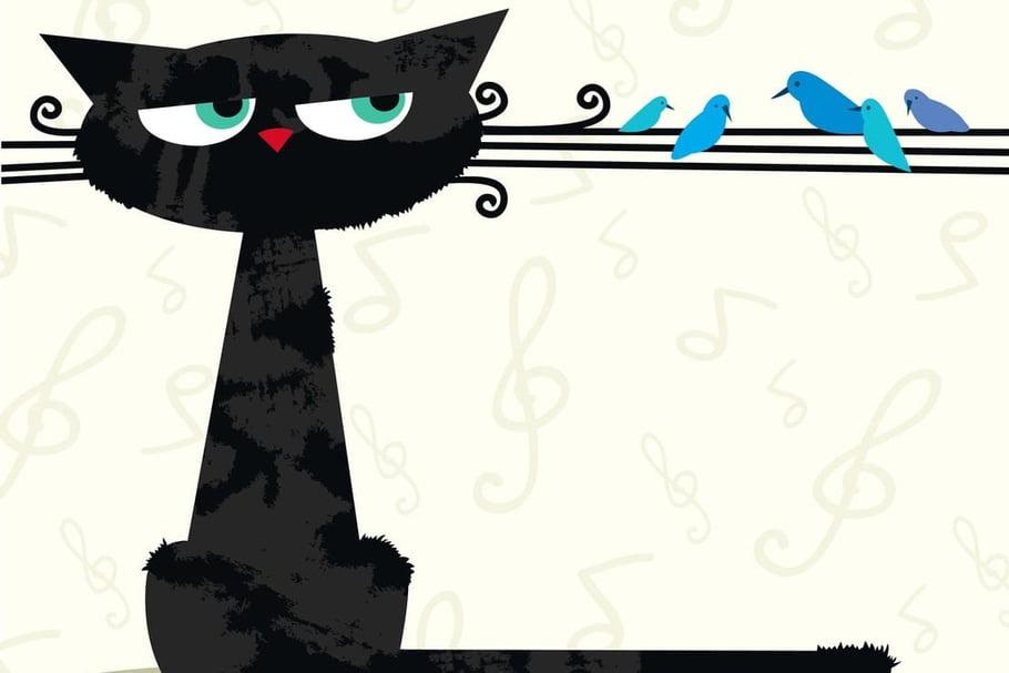 Trois Petits Oiseaux, Chansons Pour Enfants Sur encequiconcerne Paroles 3 Petits Chats