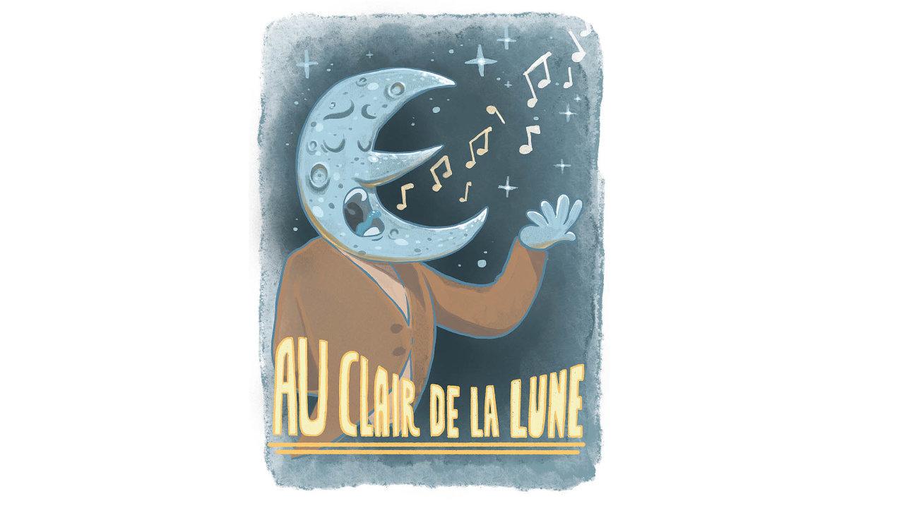 10. 4. 1860: Den, Kdy Vznikla První Nahrávka | Hospodářské serapportantà Au Clair De La Lune Text