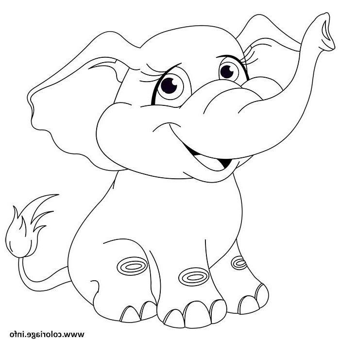10 Animé Coloriage Animaux Mignons Collection (Avec Images concernant Dessin A Colorier D Animaux