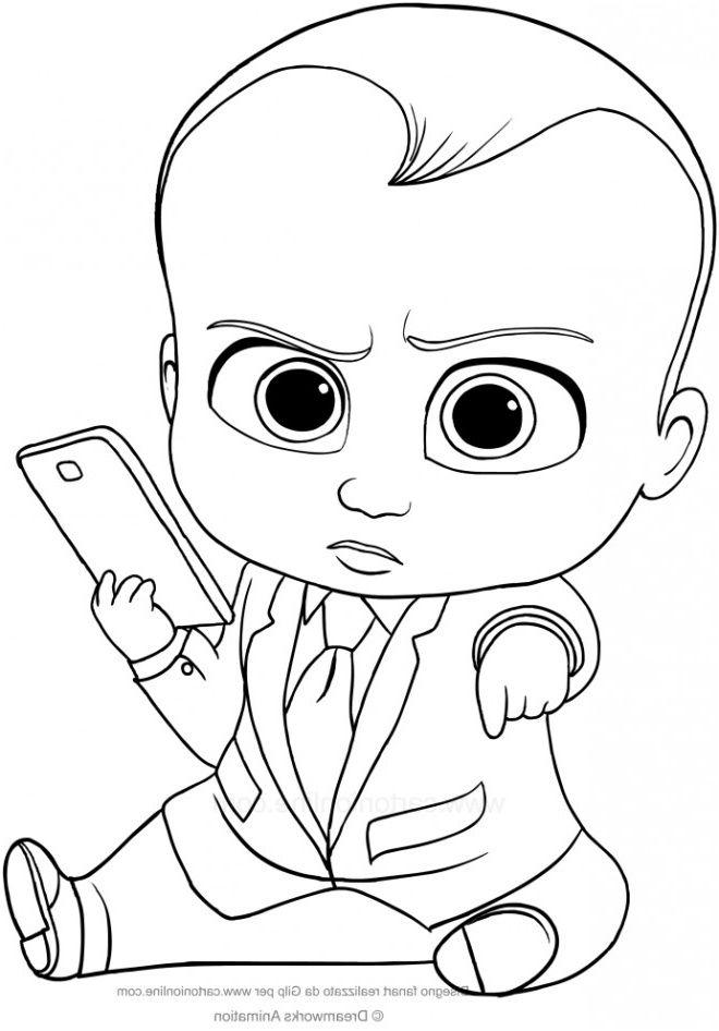 10 Conventionnellement Coloriage Baby Boss À Imprimer pour Coloriage Baby Boss A Imprimer