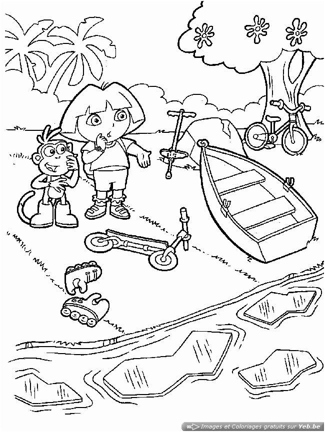 10 Intéressant Jeux Dora Gratuit Image - Coloriage à Jeux De Dessin Dora
