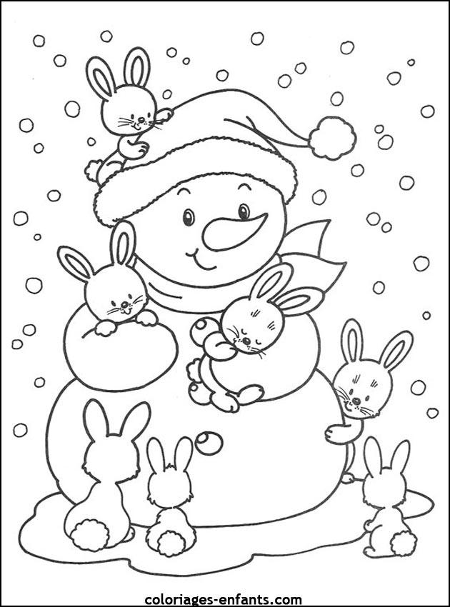 100 Dessins De Coloriage Noël Gratuit Imprimer À Imprimer encequiconcerne Dessin De Noel A Imprimer Gratuit