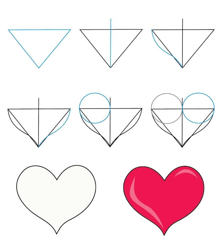 1001 + Tutos Et Idées Pour Réaliser Un Dessin D'Amour Mignon à Dessin De Nounours Avec Un Coeur