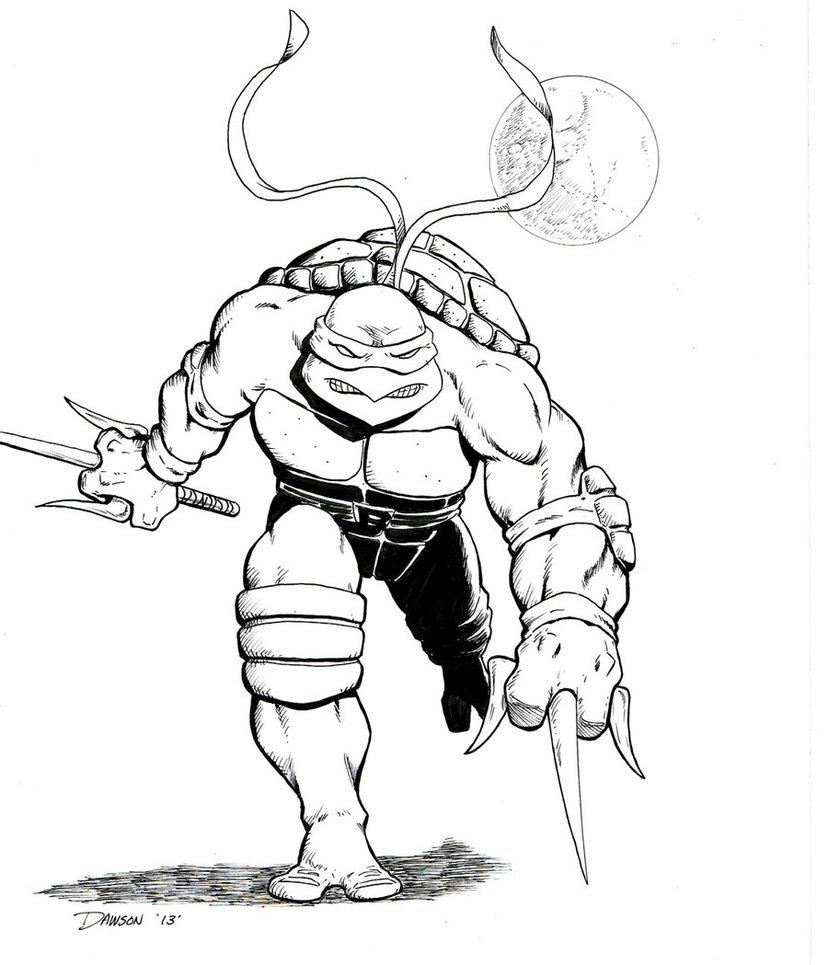 106 Dibujos De Las Tortugas Ninja Para Colorear | Oh Kids pour Coloriage De Tortue À Imprimer