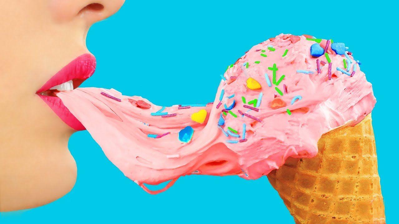 11 Edible Candy Slime Pranks! Prank Wars | Slime Videos dedans Videos De Slime