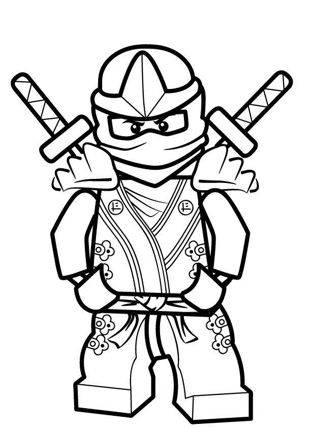12 Animé Coloriage Ninjago Image   Coloriage Ninjago serapportantà Coloriage Lego Ninjago
