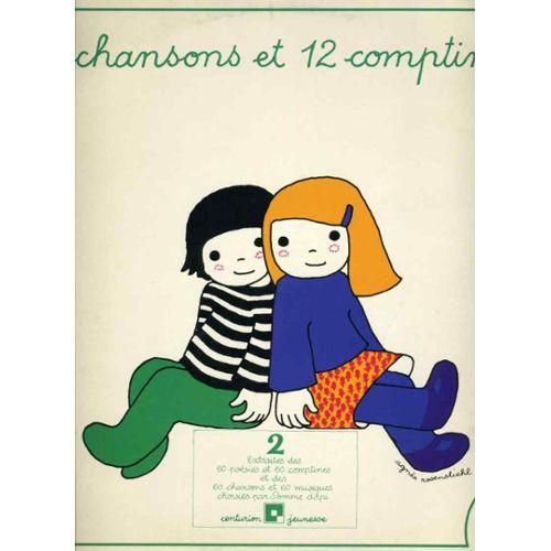 12 Chansons Et 12 Comptines N ° 2/Mon Ane/Promenons Nous à Mon Ane Comptine