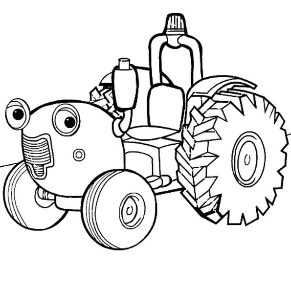 12 Impressionnant De Coloriage Tracteur Photos | Coloriage concernant Dessin Tracteur Tom