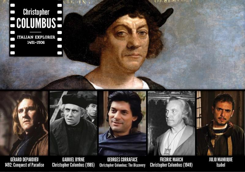 120 Personnages Historiques Et Les Acteurs Qui Les Ont à Acteurs Et Personnages