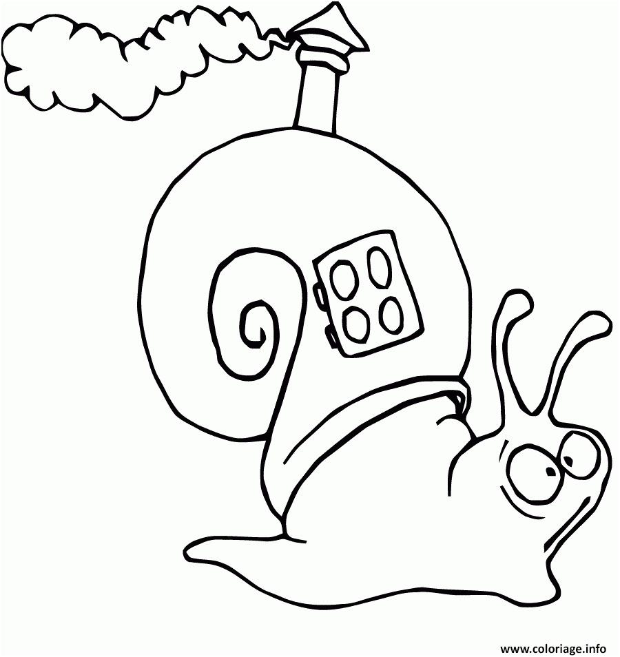 13 Intelligent Hugo L'Escargot Coloriage À Imprimer Image tout Dessin Hugo L Escargot