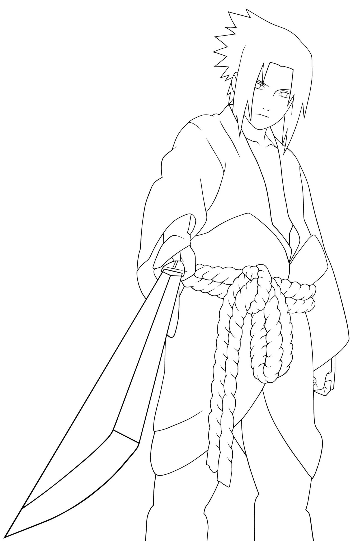 133 Dessins De Coloriage Naruto À Imprimer Sur Laguerche serapportantà Dessin De Naruto Shippuden A Imprimer