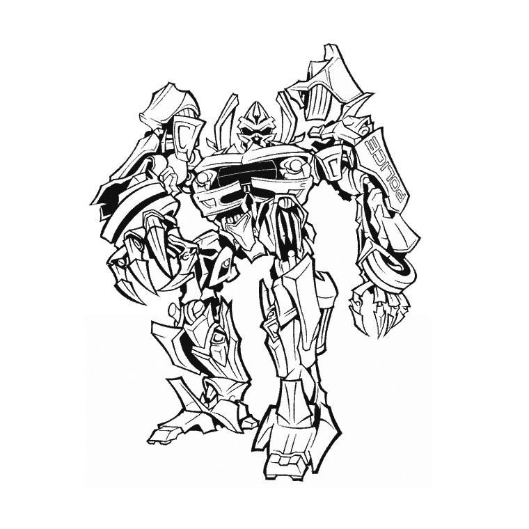 135 Dessins De Coloriage Transformers À Imprimer Sur concernant Coloriage À Imprimer Transformers