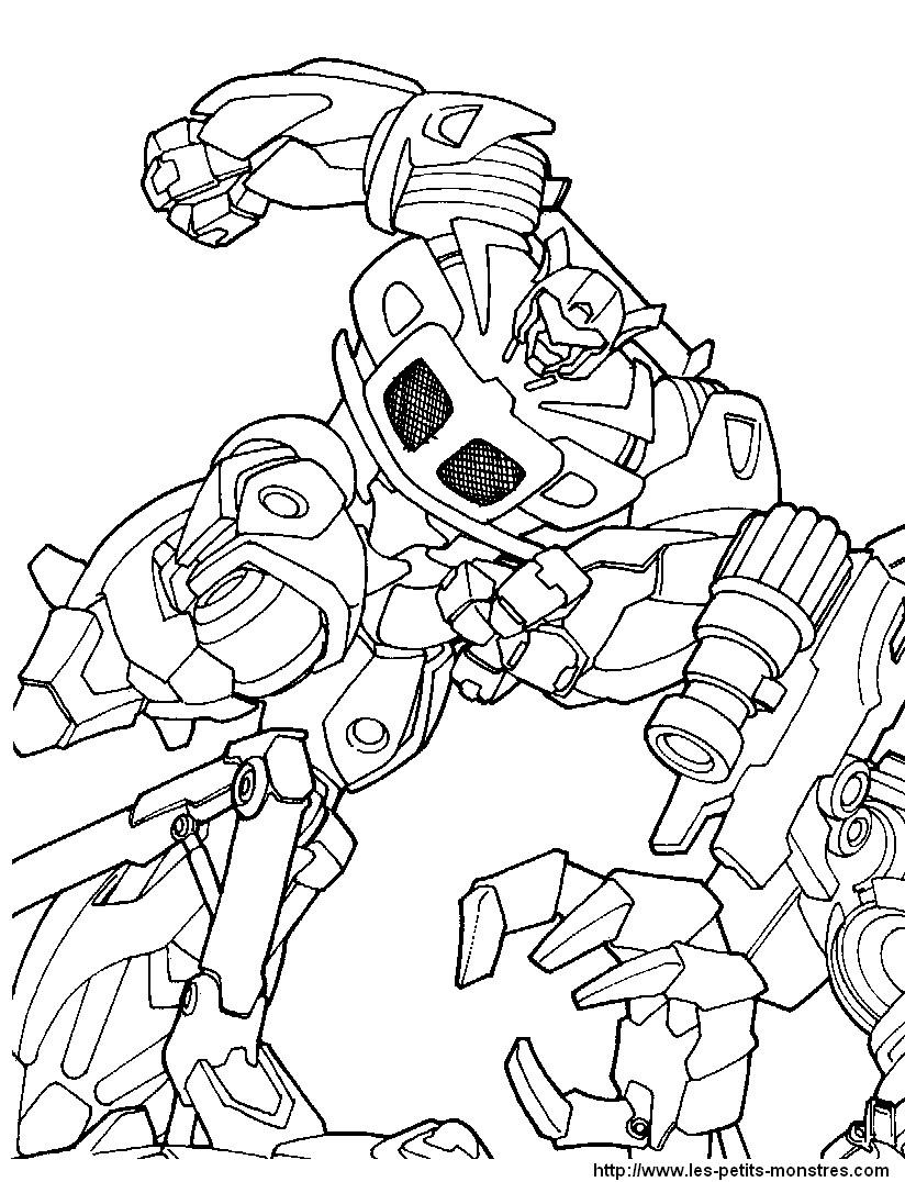 135 Dessins De Coloriage Transformers À Imprimer Sur dedans Coloriage À Imprimer Transformers
