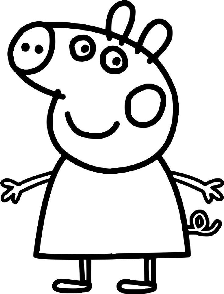 14 Aimable Coloriage Peppa Pig Noel Image En 2020 avec Jeux Peppa Pig Gratuit