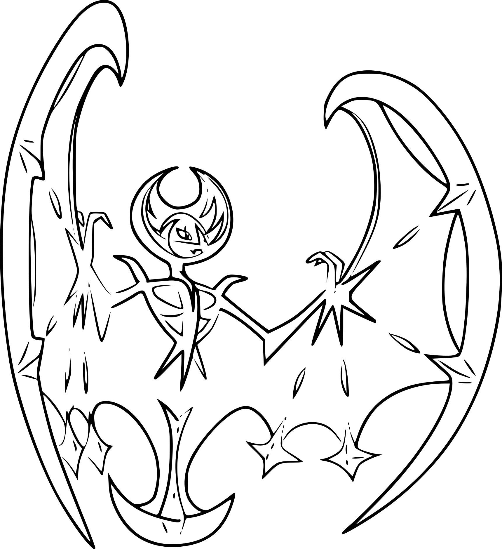 14 Cool De Coloriage Pokemon Soleil Et Lune À Imprimer avec Coloriage Pok?Mon Togedmarou
