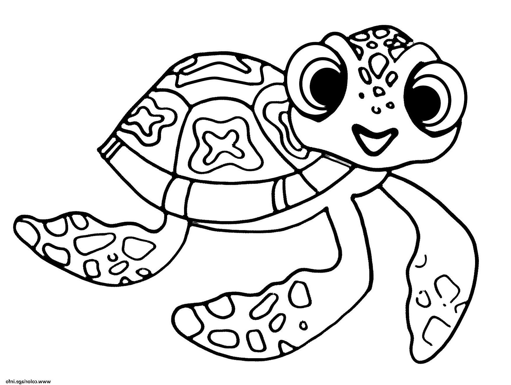 14 Impressionnant De Nemo Dessin Image - Coloriage : Coloriage concernant Coloriage Finding Dory
