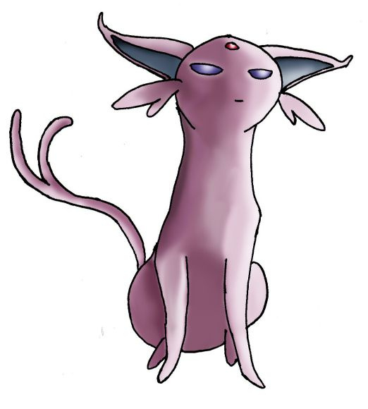 14 Typique Coloriage Mentali Gallery - Coloriage tout Noctali Pokemone Coloriage