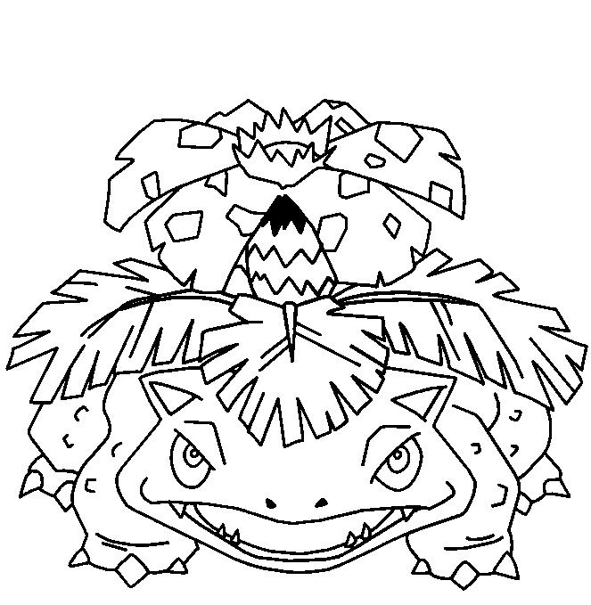141 Dessins De Coloriage Pokemon À Imprimer destiné Dessin Pokemon Gratuit A Imprimer