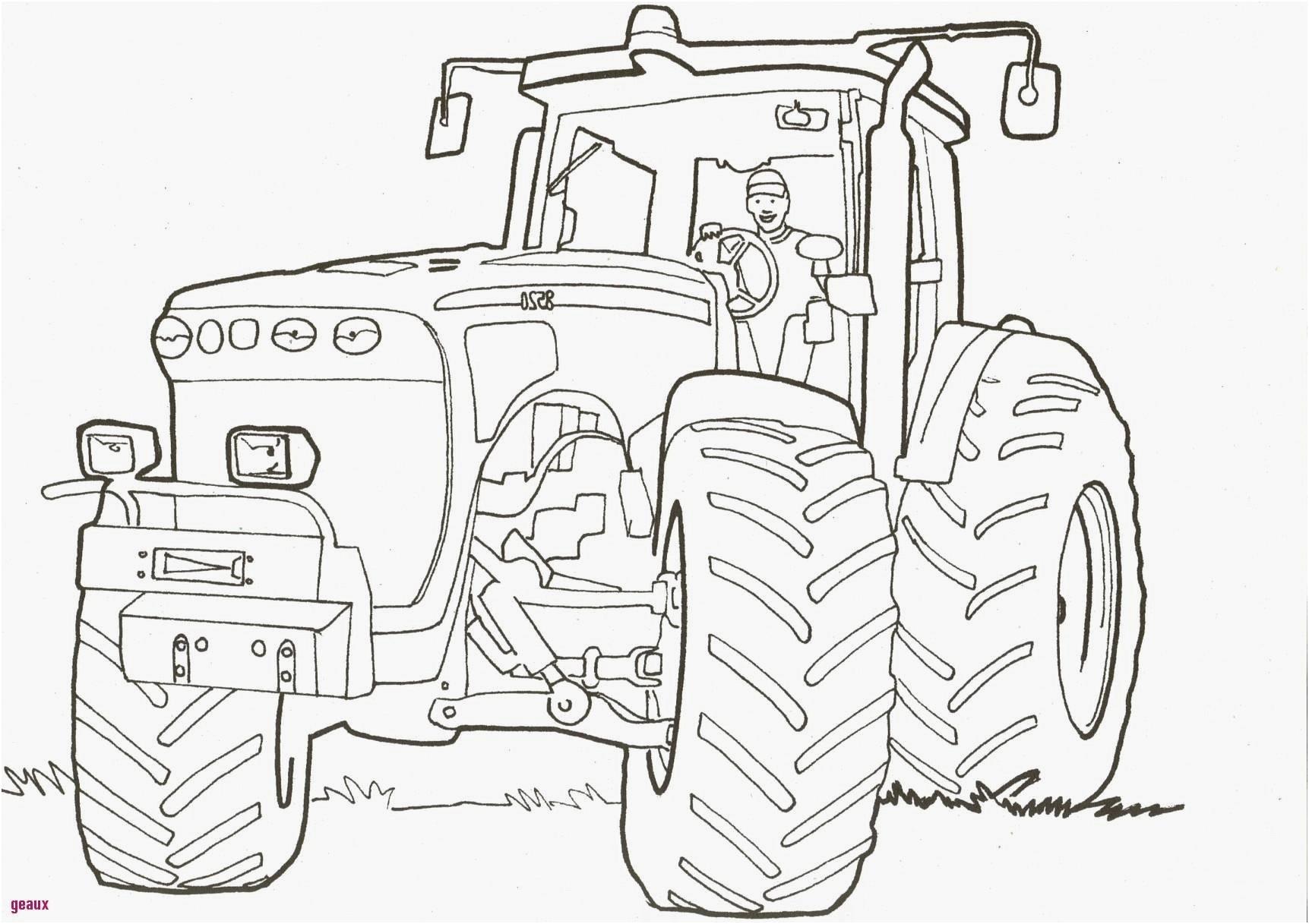 15 Authentique Coloriage De Tracteur Pics - Coloriage dedans Dessin D Un Tracteur