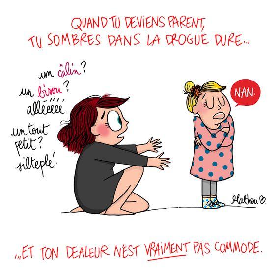 15 Dessins Humoristiques Sur La Maternité - Gazellemag pour Dessin Pour Les Maman