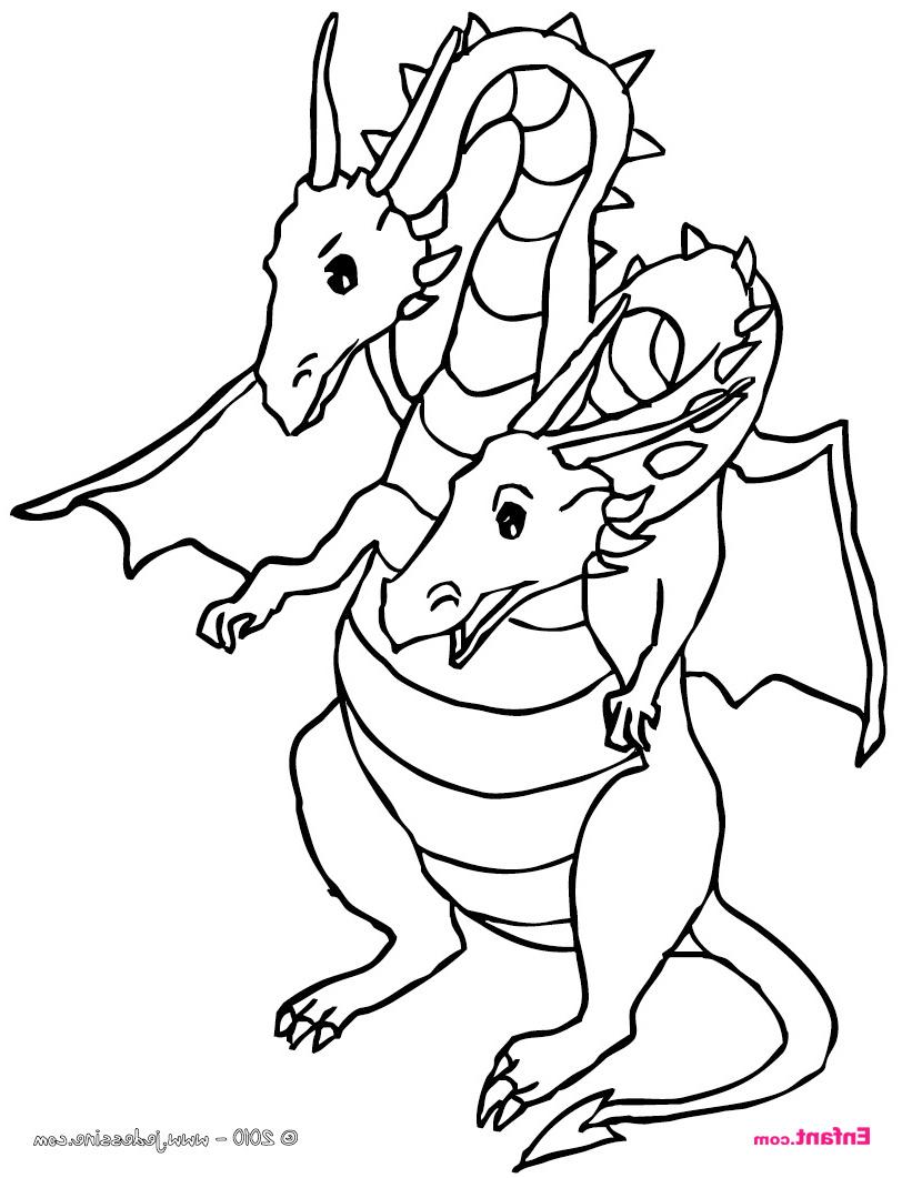 15 Impressionnant De Coloriage Difficile Disney Galerie intérieur Coloriage Difficile Dragon