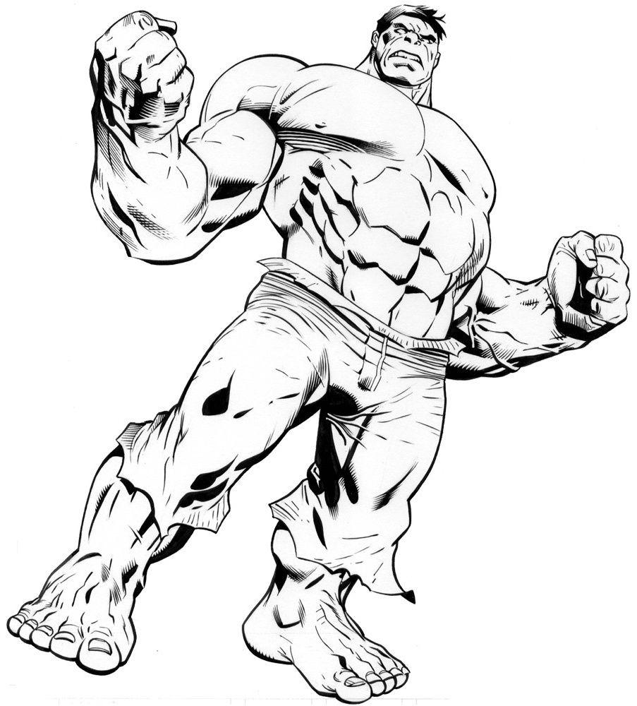15 Prodigue Coloriage Hulk Pictures En 2020 (Avec Images destiné Coloriage Hulk