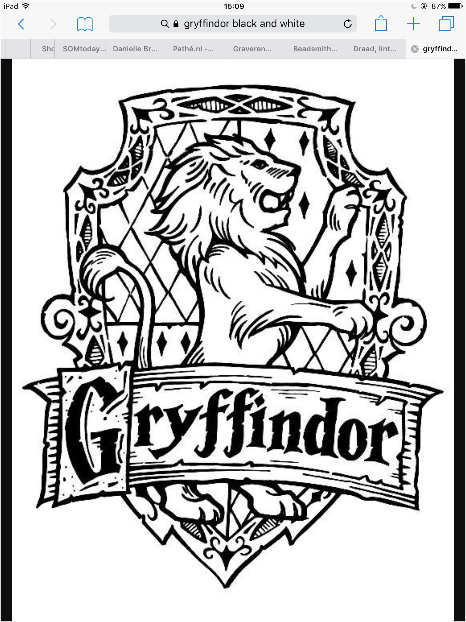 15 Utile Coloriage Harry Potter Gryffondor Photograph serapportantà Livre Coloriage Harry Potter