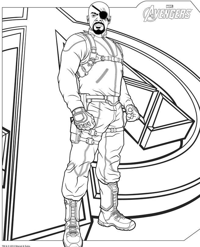 17 Dessins De Coloriage Avengers 2 À Imprimer intérieur Coloriage Avangers