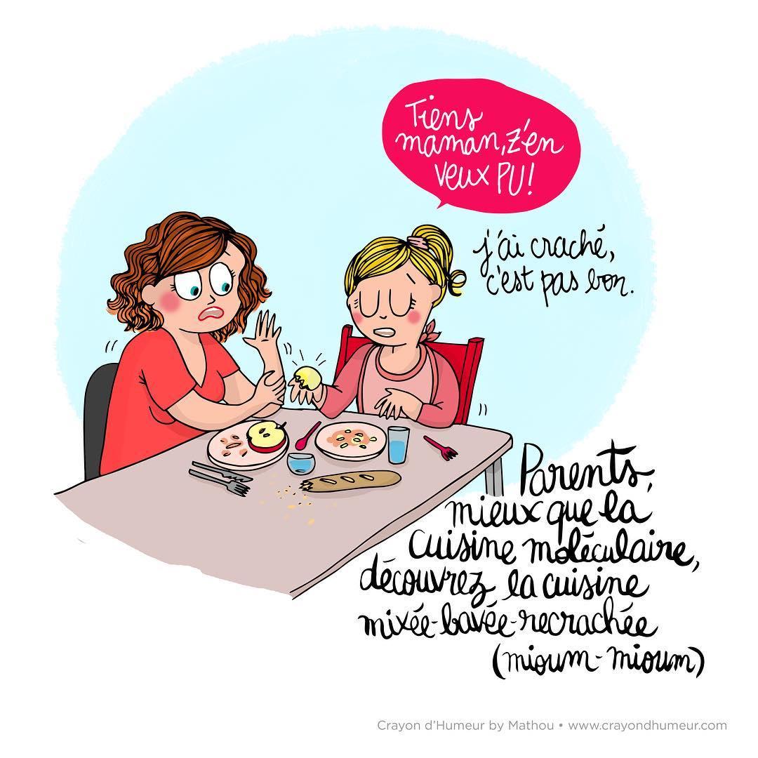 18 Adorables Dessins Qui Illustrent Avec Humour La tout Dessin Pour Les Maman