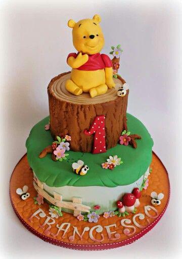 18 Best Dragon Tales Cake Images On Pinterest | Dragon intérieur Pooh Gateau