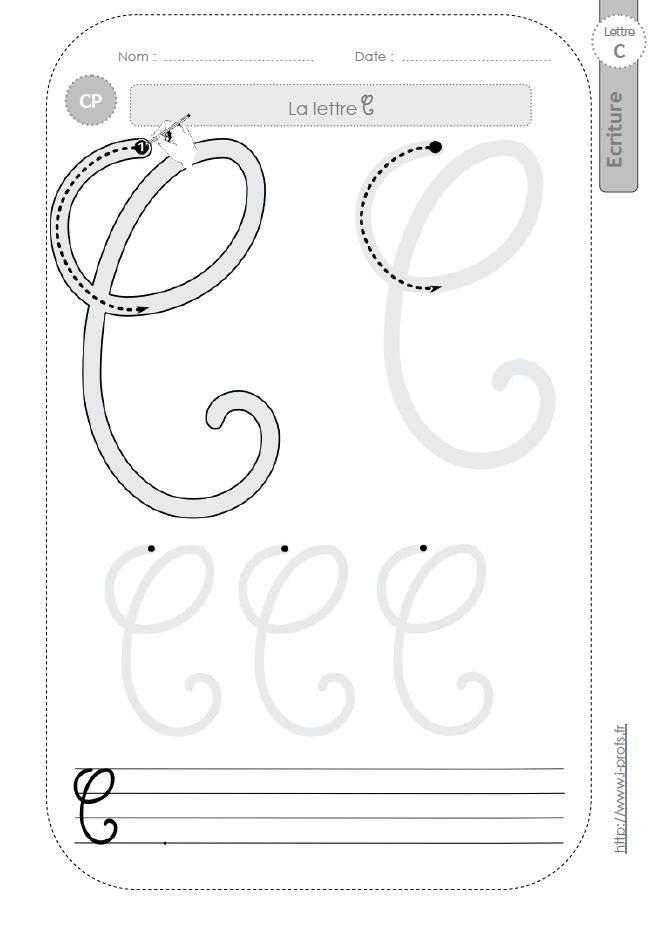 18 Best Graphie Images On Pinterest | Cursive Handwriting concernant Lettre En Cursive Majuscule