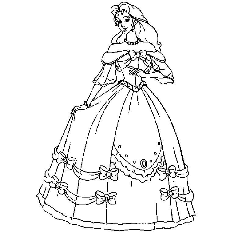 19 Dessins De Coloriage Chateau Princesse À Imprimer tout Coloriage Chateau Princesse