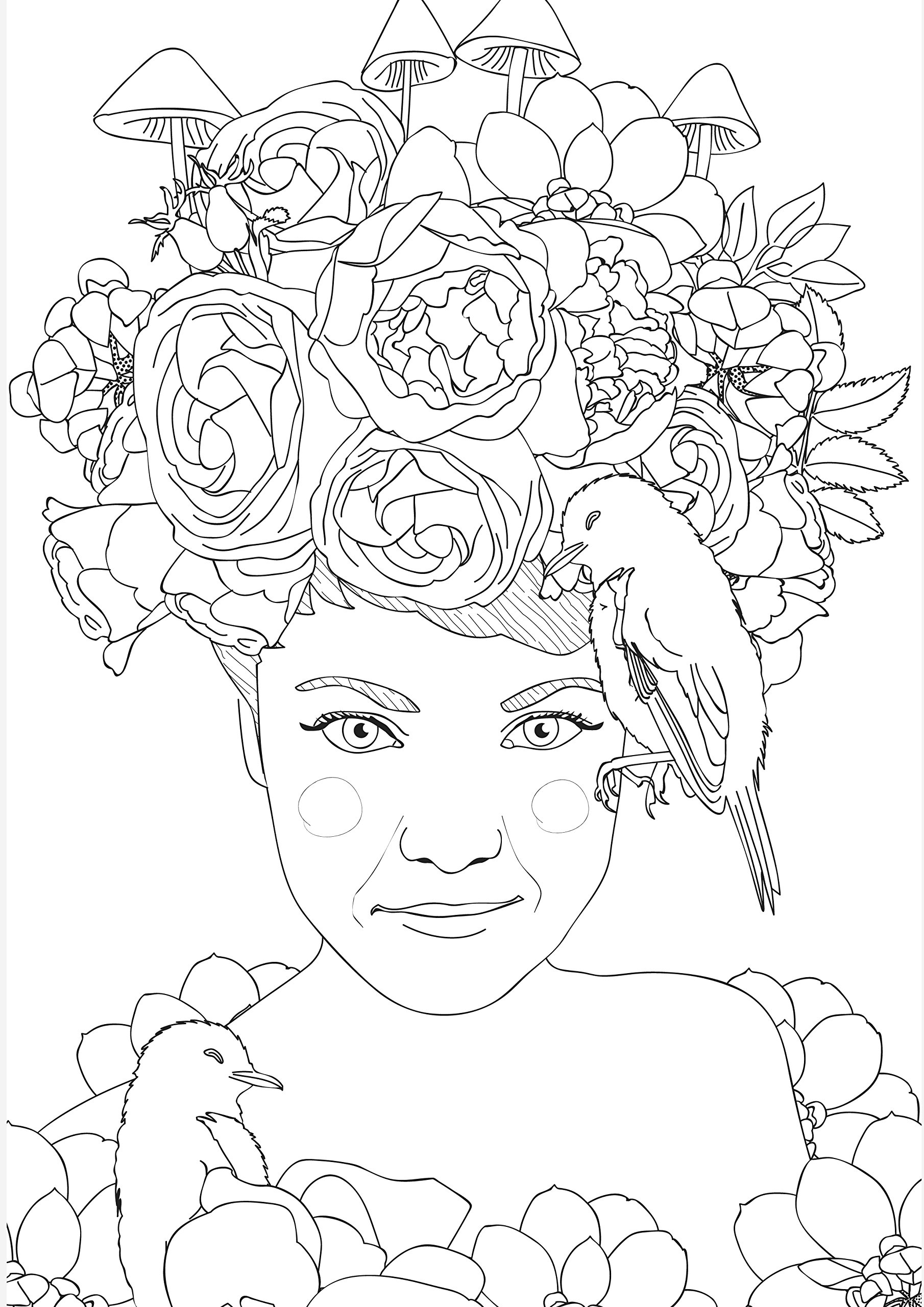 20 Dessins De Coloriage Anti Stress Amazon À Imprimer serapportantà Coloriage Amazon