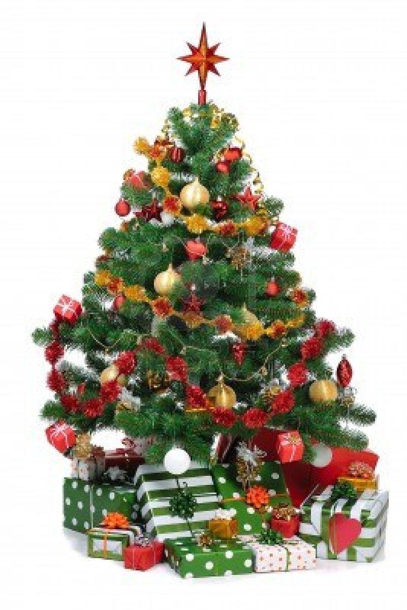 2012 Décembre   Mes Envies De Dire… Blues Et Sourires… intérieur Sapin De Noel Avec Cadeaux