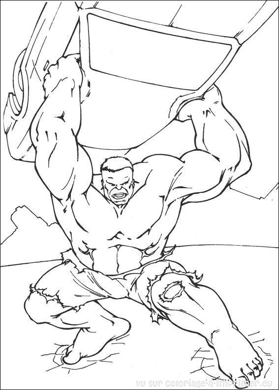 223 Dessins De Coloriage Hulk À Imprimer Sur Laguerche dedans Coloriage Hulk A Imprimer Gratuit