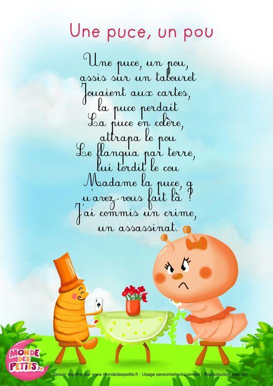 272 Best Chanson Et Comptine♥♥ Images On Pinterest intérieur Comptine Enfant Parole