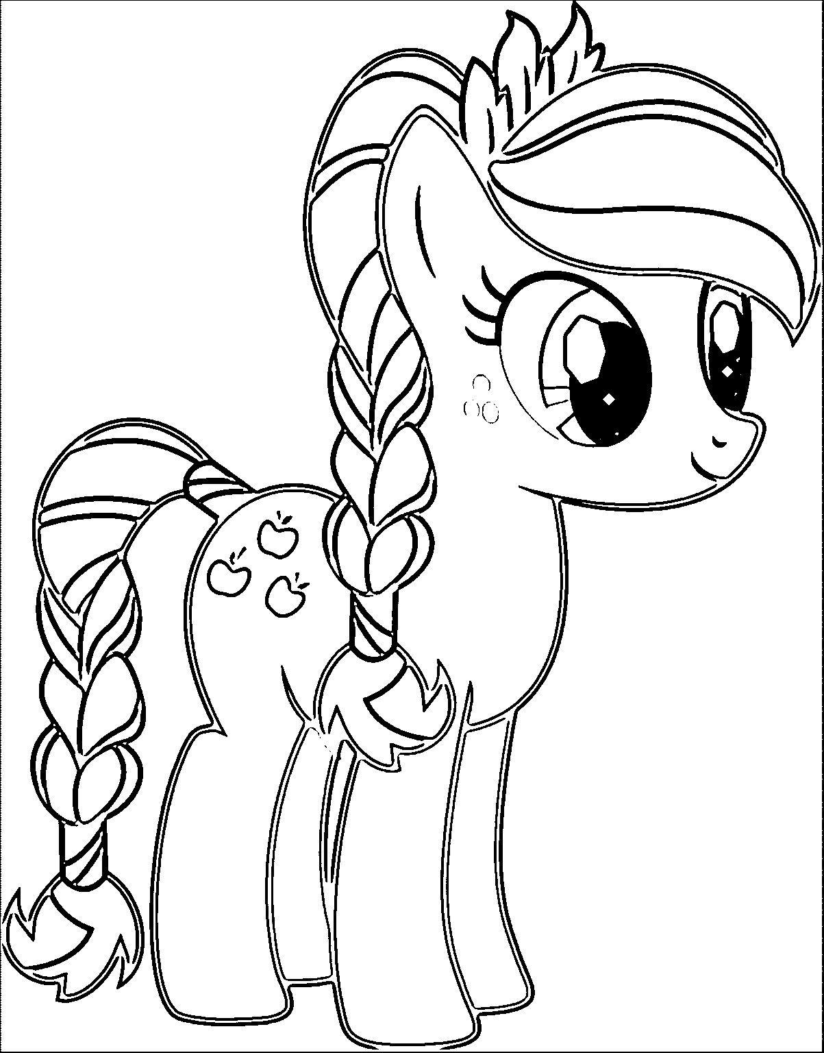 30 Beautiful My Little Pony Coloring Sheets En 2020 tout Coloriage Gratuit My Little Pony