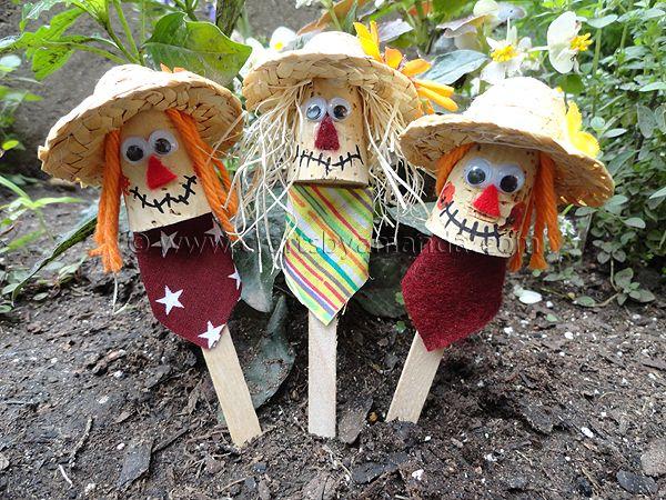 30 Best Epouvantail Images On Pinterest | Scarecrows concernant Art Plastique ?Pouvantail