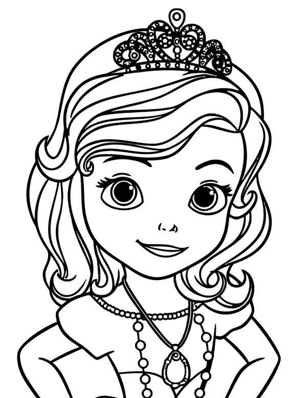 30 Coloriage Princesse Sofia Élégant   Worksheets Gallery tout Coloriage Princesse Sofia À Imprimer
